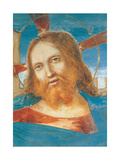 Christ and the Church Giclee Print by Lotto Lorenzo