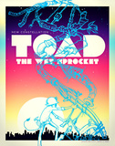 Toad the Wet Sprocket Art by Kii Arens