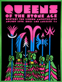 Queens of the Stone Age Poster by Kii Arens