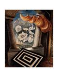 Fleurs Etranges, by Savinio Alberto (Andrea De Chirico), 1930, 20th Century Giclee Print by Alberto Savinio