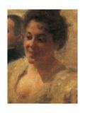 Portrait of Ferdinando Spinelli Gicléetryck av Giacomo Balla