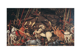 Rout of St Roman (Battle of St Roman) Giclee Print by Paolo di Dono (Uccello)