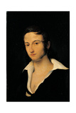 Portrait of Carlo Della Bianca Giclee Print by Hayez Francesco