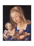 Madonna of the Pear Giclée-Druck von Albrecht Dürer