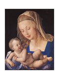 Madonna of the Pear Giclee Print by Albrecht Dürer