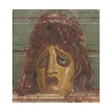 Comic Mask Giclee Print by  Unknown