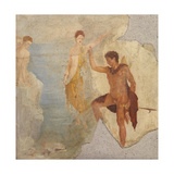 Perseus Freeing Andromeda Giclee Print by  Unknown