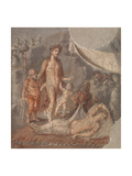 Dionysus and Ariane Giclee Print by  Unknown