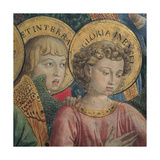 Frescoes of the Chapel of the Magi Giclee Print by Benozzo Gozzoli