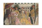 Decoration of the Camera Degli Sposi (Camera Picta) Giclee Print by Mantegna Andrea