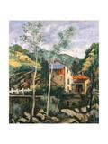 Molino Della Gioconda (Mill) Giclee Print by Alberto Caligiani