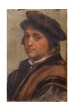 Self-portrait Giclee Print by Andrea Del Sarto