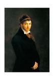 Self Portrait Giclee Print by Pelagio Palagi