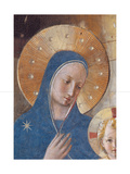 Madonna of the Shadows Giclee Print by  Fra Angelico