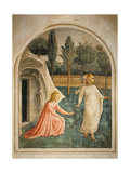 Noli Me Tangere Giclee Print by Beato Angelico)