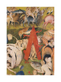 Charles III at St Peters Giclee Print by Hieronymus Bosch