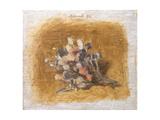 Flowers Giclee Print by Morandi Giorgio