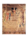 Months. July (I Mesi Trivulzio. Luglio) Giclee Print by Benedetto from Milan (Bramantino)