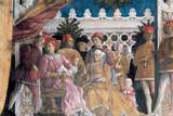 Decoration of the Camera Degli Sposi (Camera Picta) Giclee Print by Mantegna Andrea