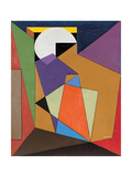 Composition Giclee Print by Garau Augusto