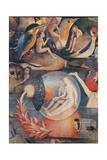 Charles III at St Peters Giclée-Druck von Hieronymus Bosch