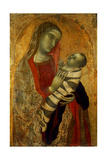 Madonna with Child Giclee Print by Lorenzetti Ambrogio