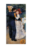 Country Dance Giclee Print by Pierre-Auguste Renoir