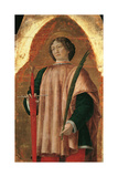San Luca Altarpiece Giclee Print by Andrea Mantegna
