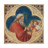 Fresco Cycle in the Scrovegni Chapel Giclee Print by  Giotto