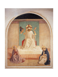 Christ Mocked Giclee Print by  Fra Angelico
