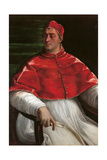 Pope Clement VII Giclee Print by Sebastiano del Piombo