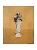 Blommor Gicléetryck av Giorgio Morandi