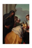 Presentation of Jesus at the Temple Giclee Print by Giambettino Cignaroli