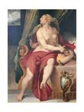 Lucretia Giclee Print by Bartolomeo Passarotti