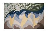 Sea Giclee Print by Balla Giacomo