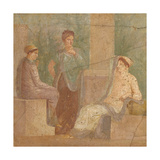 Conversation Between Women Giclee Print by  Unknown