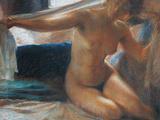 Nude Giclee Print by Giacomo Balla