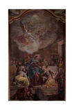 Communion of the Apostles Giclee Print by Francesco Fontebasso