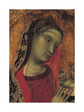 Madonna and Child Giclee Print by Lorenzetti Ambrogio