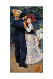 Country Dance Prints by Pierre-Auguste Renoir