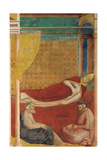 Dream of Innocent III Posters by  Giotto di Bondone
