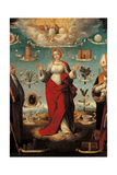 Immaculate Conception Print by  Garofalo