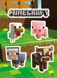 Minecraft - Baby Animals Sticker Stickers