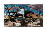 War or the Ride of Discord Posters af Henri Rousseau