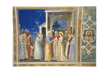 Life of the Virgin, Marriage of the Virgin Prints by  Giotto di Bondone