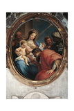 Adoration of the Magi Prints by Agostino Masucci