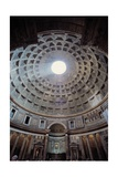 Pantheon, 118-125, Rome, Italy Prints