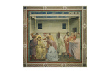 Passion, Flagellation of Christ Prints by  Giotto di Bondone