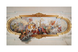 Triumph of Faith Over Heresy Art by Vincenzo Meucci