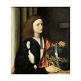 Portrait of Francesco Maria I della Rovere Posters by  Giorgione